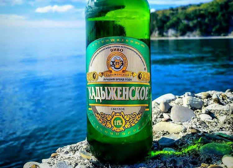 """Пиво """"хадыженское"""". история и отзывы"""