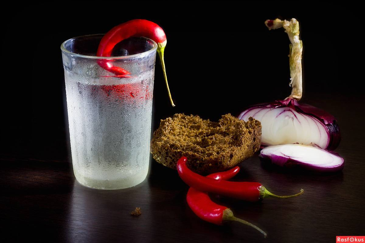 Помогает ли водка от простуды? или это просто миф?