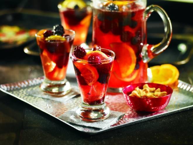 Пунш: рецепт безалкогольный - приготовление в домашних условиях