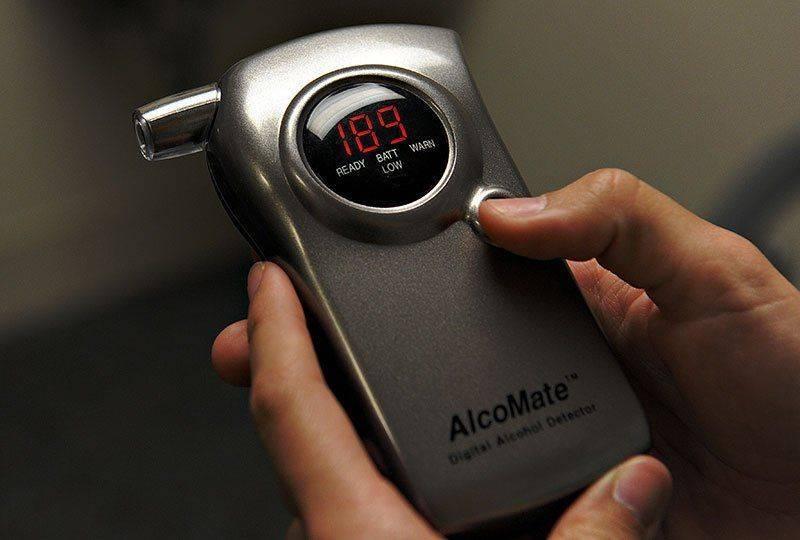 Алкотестер для личного использования: ТОП 7 лучших 2019 – 2019!
