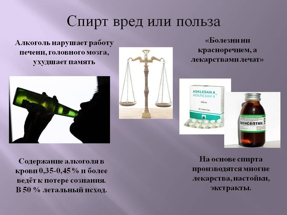 Влияние алкоголя на организм человека | вред алкоголя