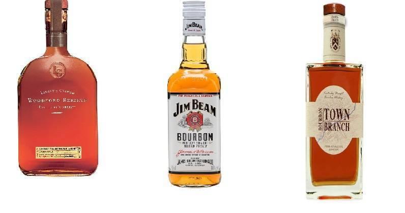 Чем отличается бурбон от других видов виски