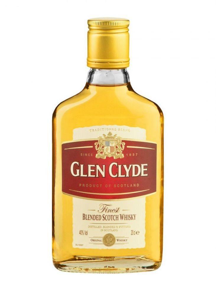 Шотландский виски glen clyde (глен клайд) – описание и виды