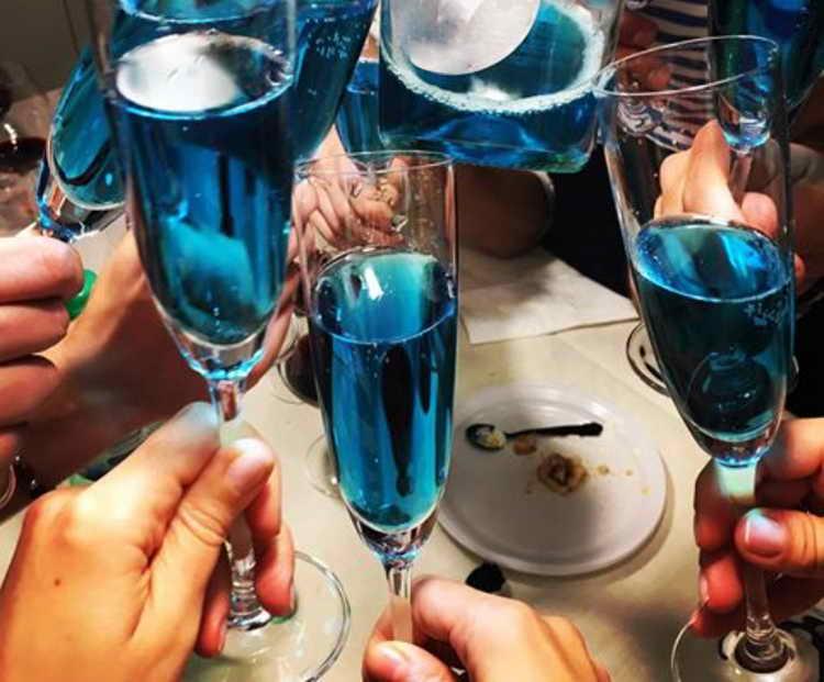Детское шампанское и его особенности