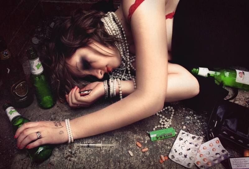 Алкоголь со снотворным: заснуть и не проснуться