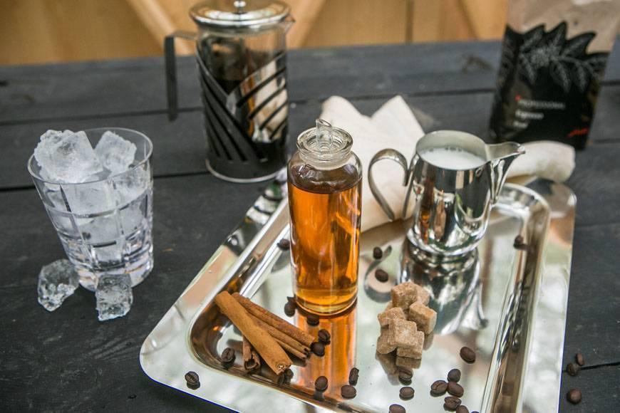 Рецепты кофе с амаретто
