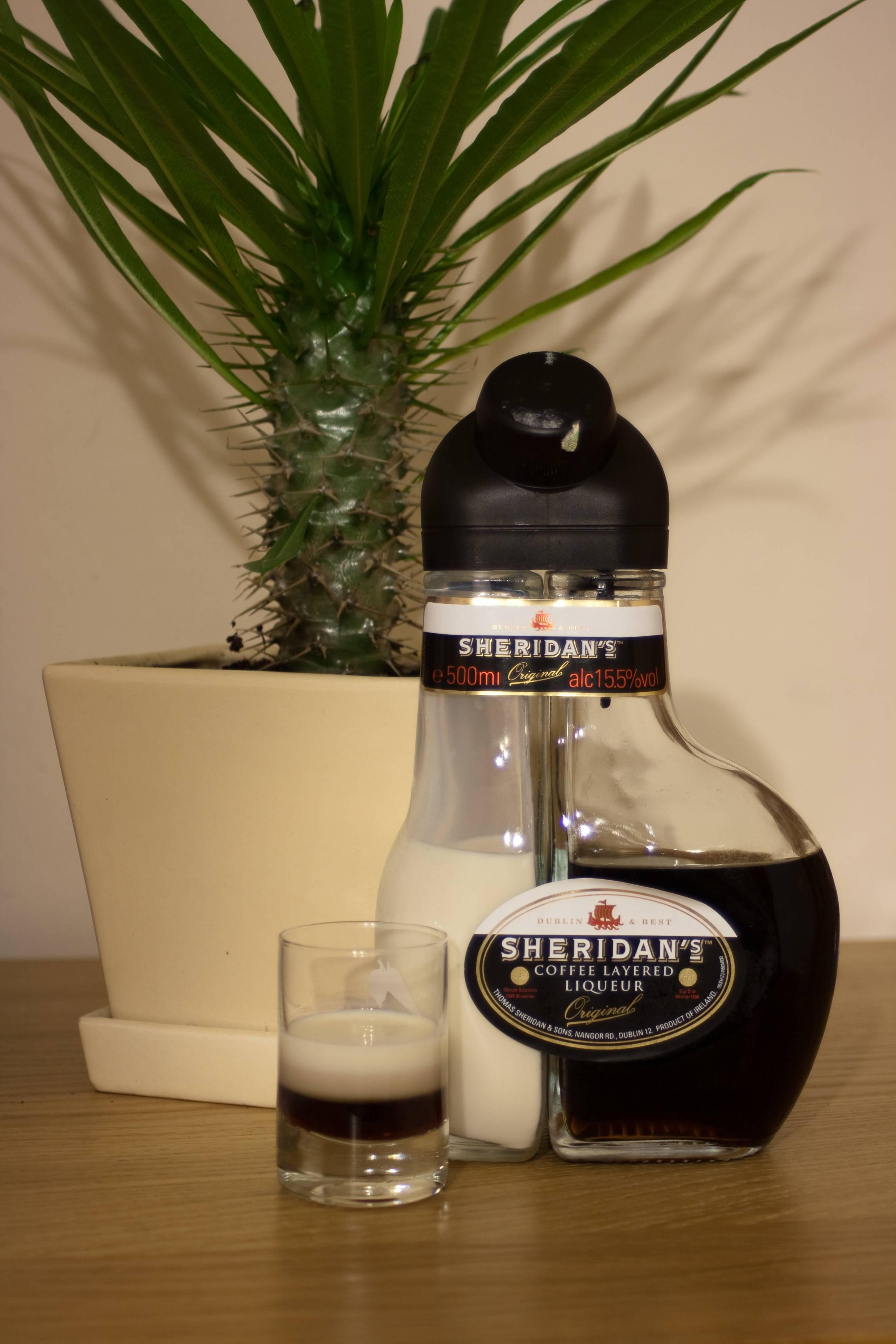 Как сделать ликер шериданс дома: как наливать, как пить, рецепты своими руками