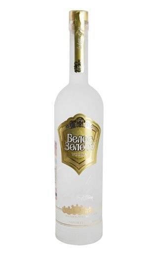 Водка «белое золото» (white gold): описание, цена и отзывы