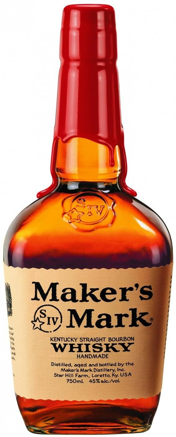 Maker's mark (мэйкерс марк или печать мастера)