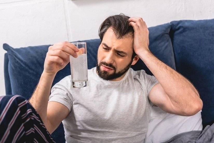 Похмелье: что такое, признаки и симптомы, лечение в домашних условиях