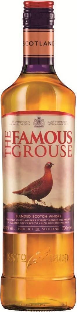 The famous grouse — википедия. что такое the famous grouse