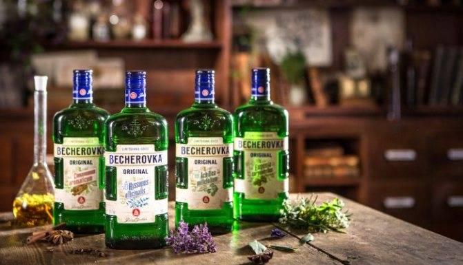 Чешский ликер бехеровка рецепты в домашних условиях и коктейли на его основе