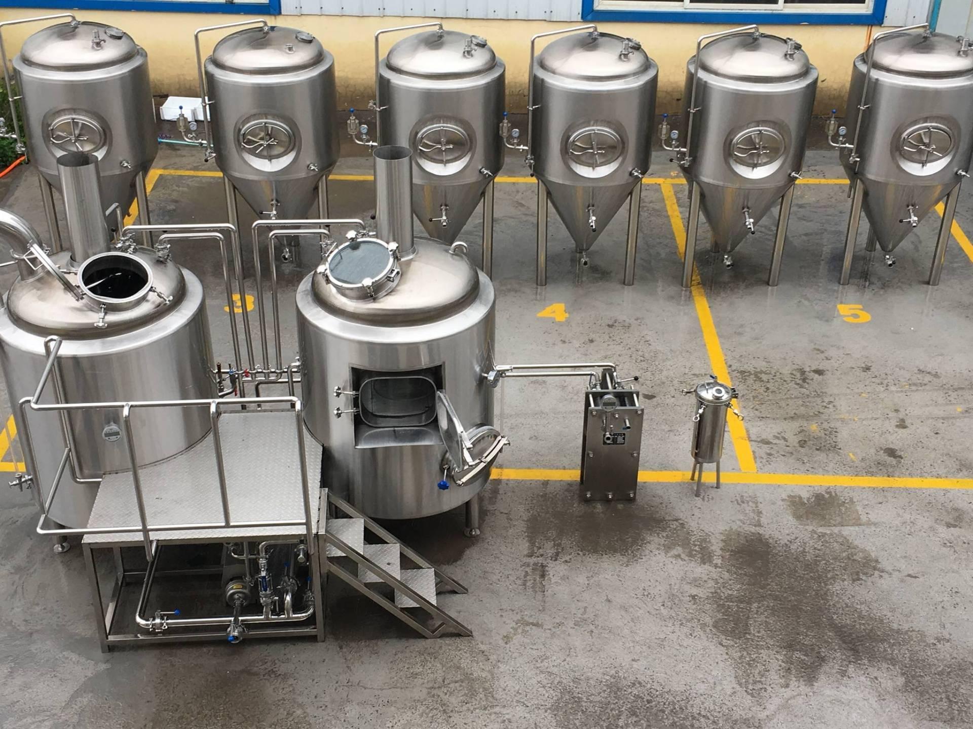 Как правильно выбрать пивоваренное оборудование?