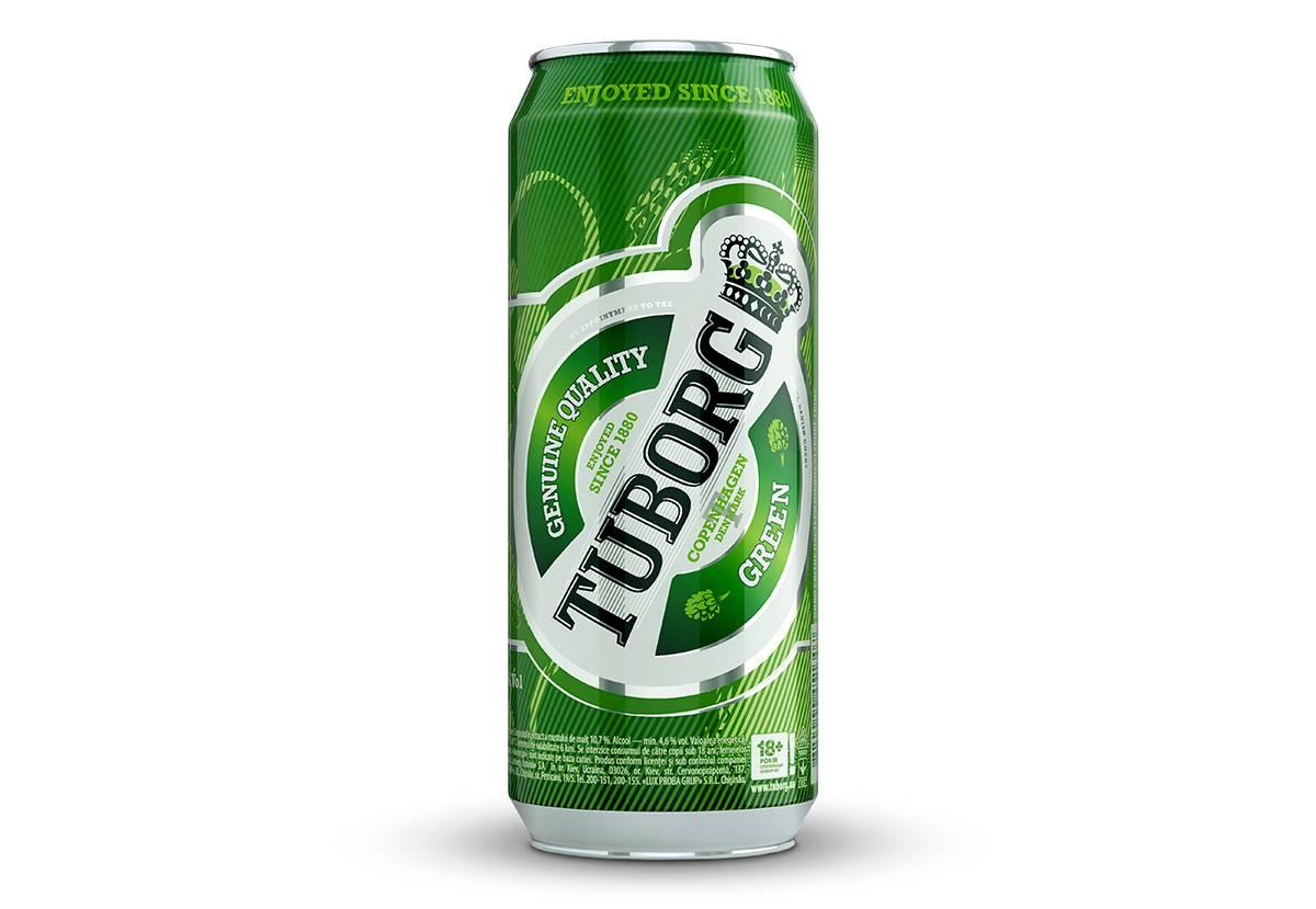 Пиво туборг (tuborg) — характеристика и виды датского напитка