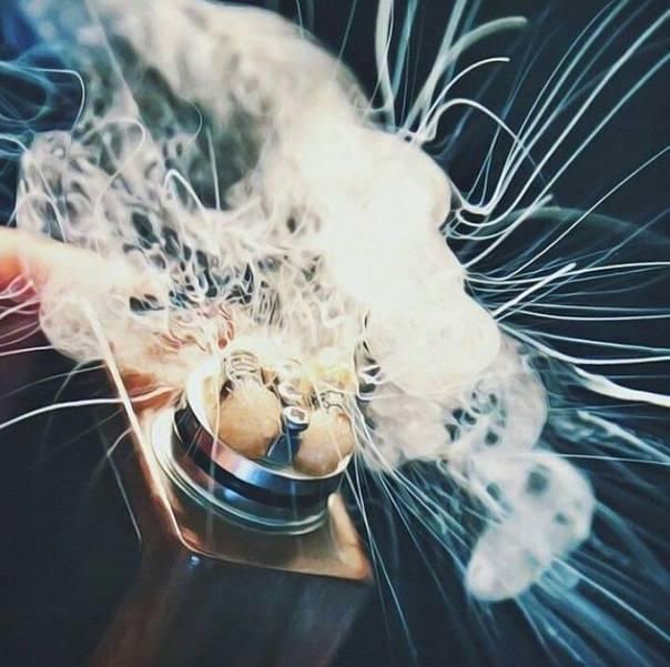 Почему плюется дрипка (жидкость стреляет на спирали испарителя)