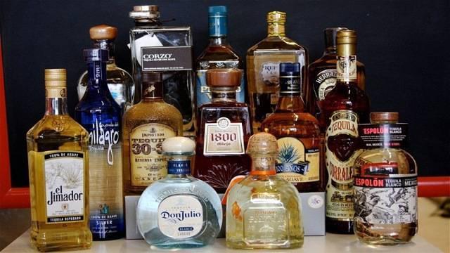 Виды, список и описание алкогольных напитков по крепости