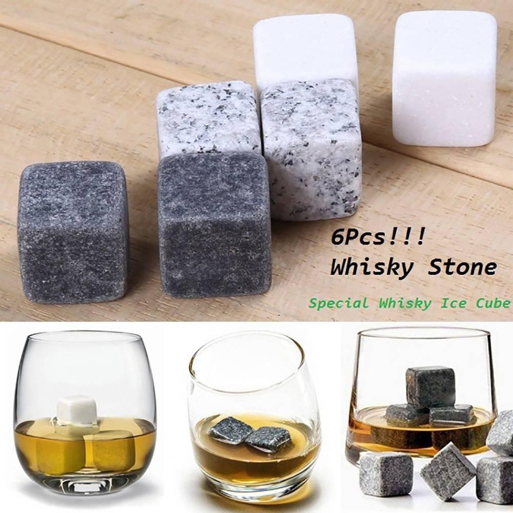 Что лучше использовать для охлаждения напитка — камни или лёд?