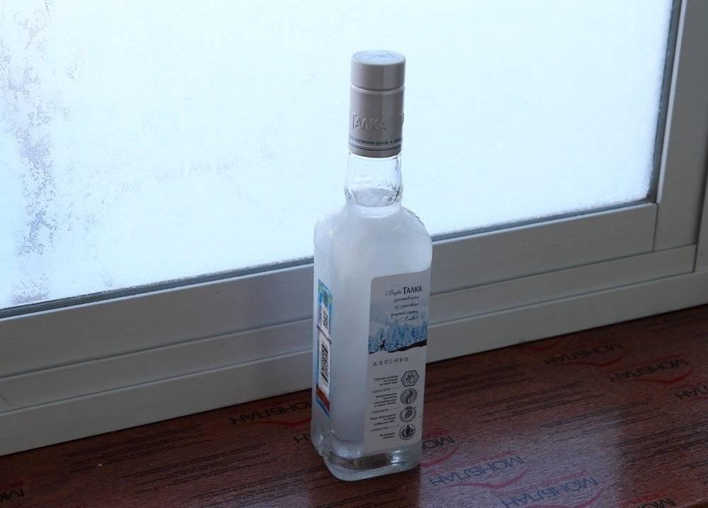 При какой температуре замерзает качественная водка - лучшие рецепты от gemrestoran.ru