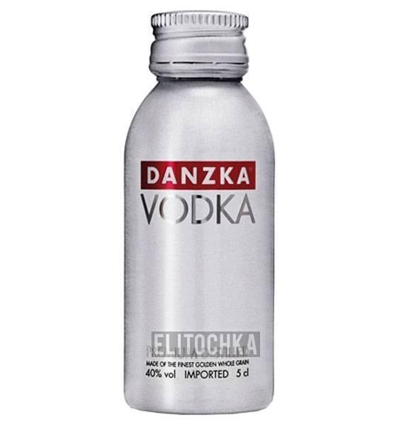 Обзор водки Danzka (Данска)