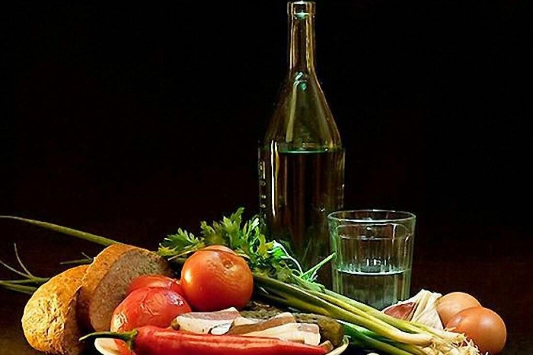 Самогон или водка: что лучше, в чем разница