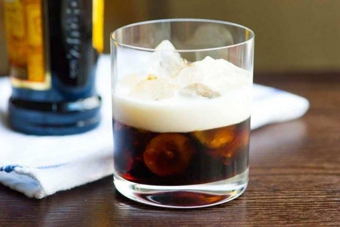 Коктейль черный русский: пропорции напитка, подача в домашних условиях. советы по выбору алкоголя для коктейля!