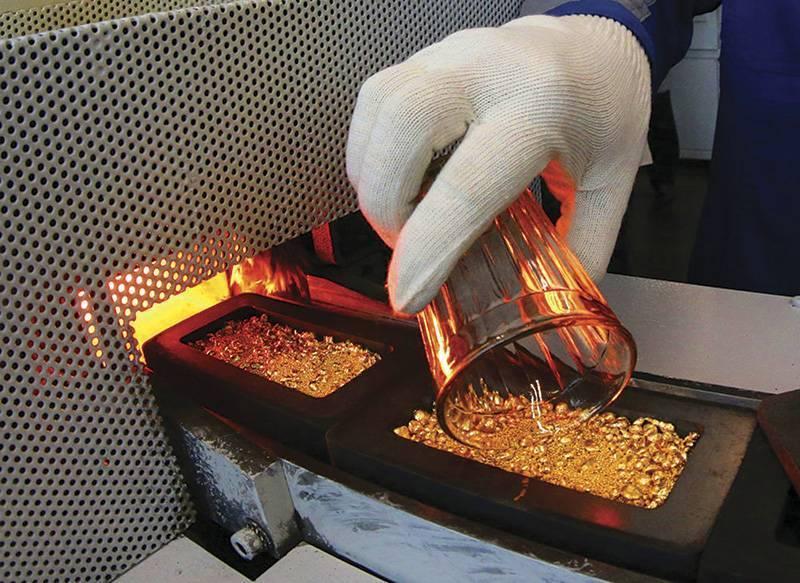 Аффинаж золота: электролизом и другим способом. как сделать аффинированное золото в домашних условиях?