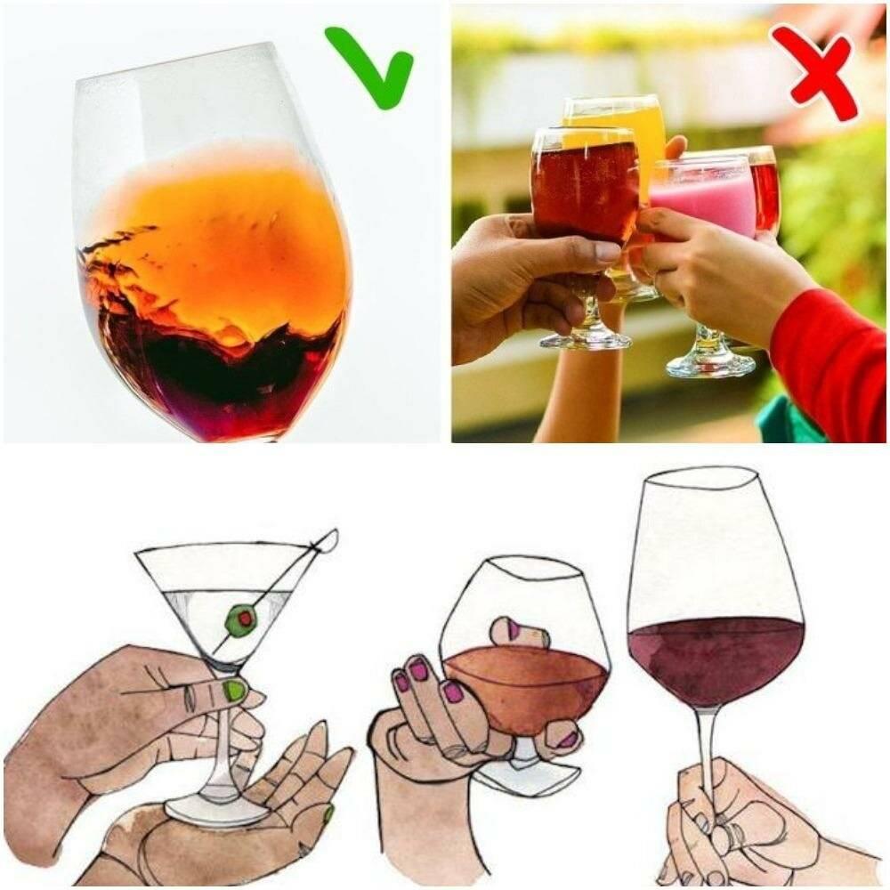 Некоторые правила винного этикета. как выбирать вино для гостей и к блюду