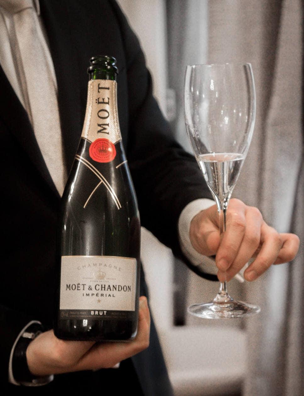 Шампанское moet & chandon (моет шандон): история бренда и обзор линейки