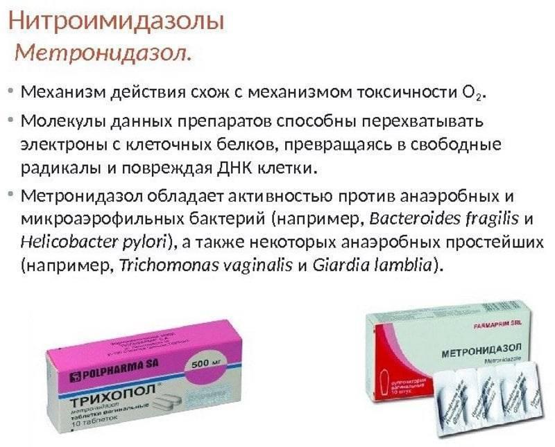 Совместимость «орнидазола» с алкоголем