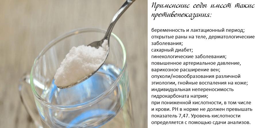 Сода при отравлении: рецепты растворов, противопоказания, отравления вызванные содой
