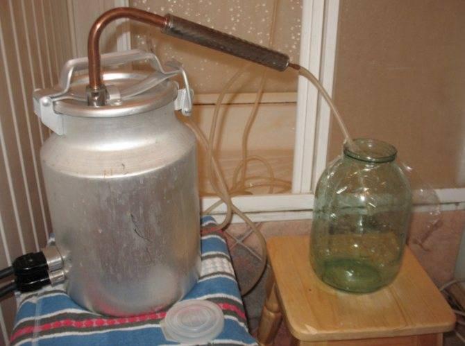 Как изготовить самогон из жмыха?