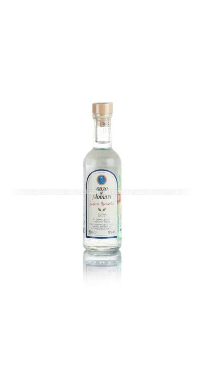 Греческая анисовая водка узо. греческая водка узо – особенности вкуса и рецепты коктейлей