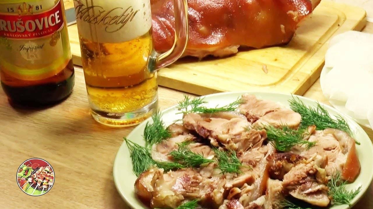 """Свинина с овощами в пиве """"аппетитная"""""""