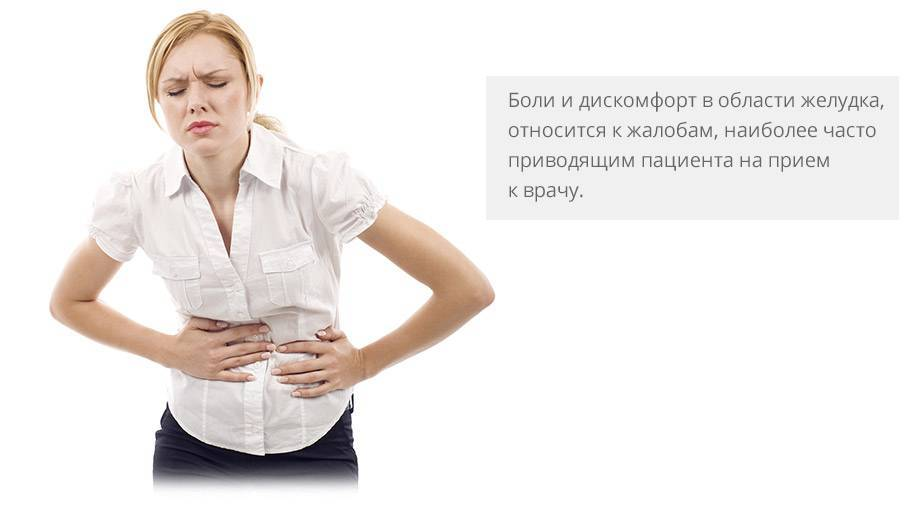 Боли в желудке. причины
