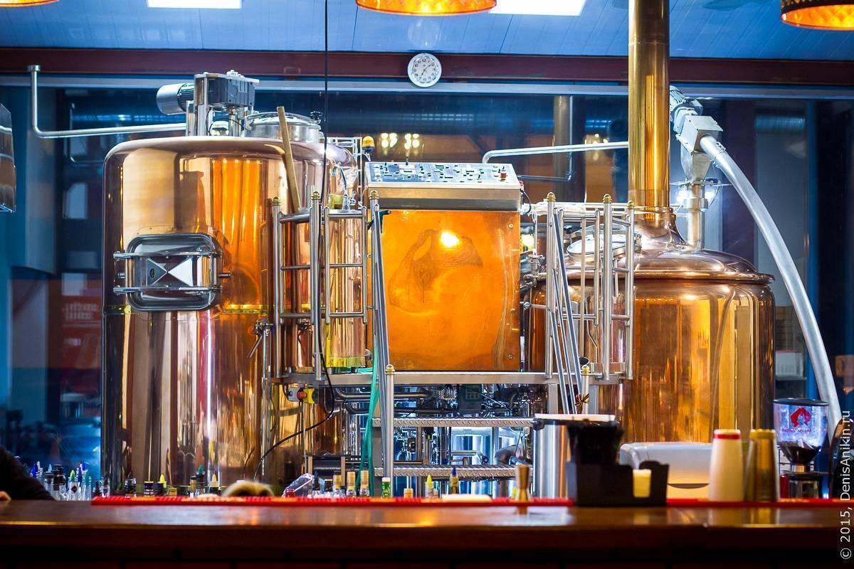 ? промышленная технология производства пива на заводах [этапы]