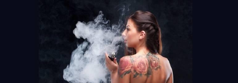 Можно ли курить электронную сигарету при беременности?