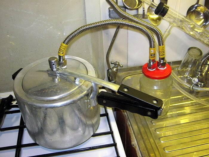 Как сделать домашний самогон из сахара и дрожжей