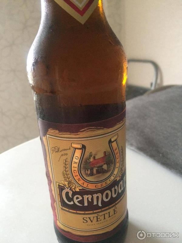 Пиво черновар и его особенности