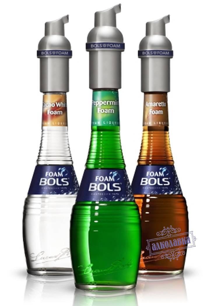 Ликеры болс: короткий обзор видов алкоголя
