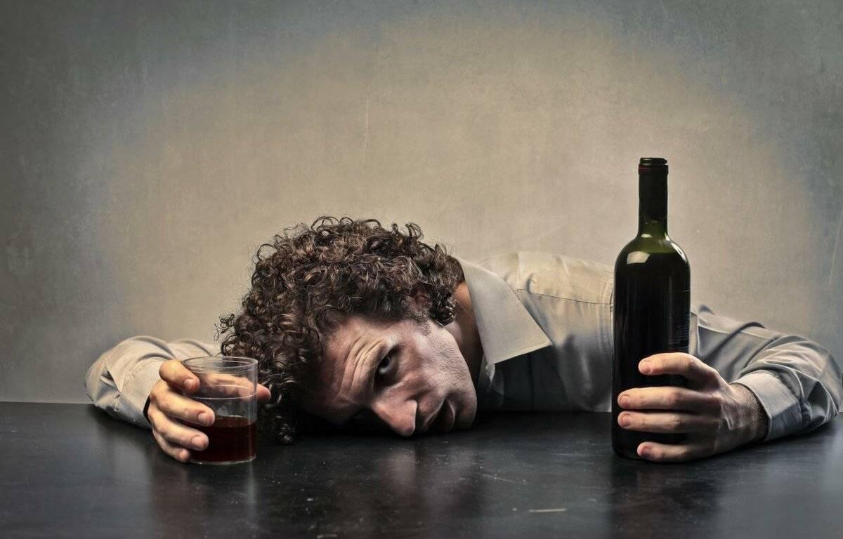 Алкогольная интоксикация после длительного запоя
