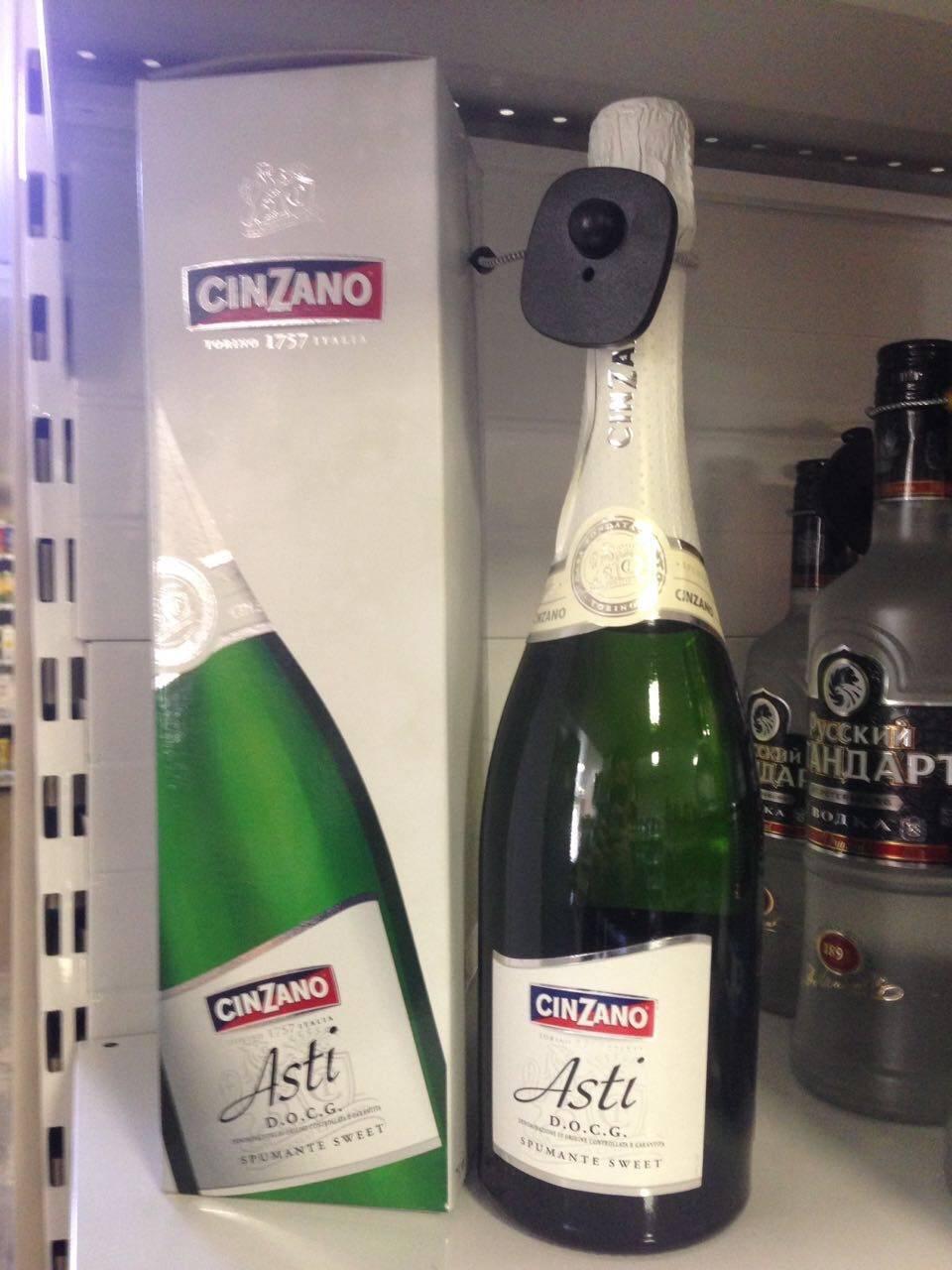 Gancia asti: шампанское или игристое вино?