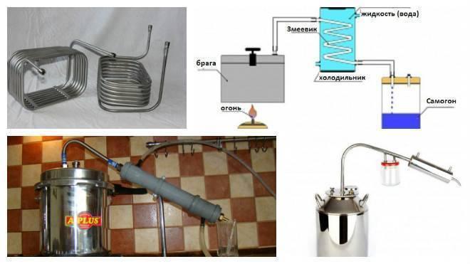 Назначение и принцип работы парогенератора в самогонном аппарате