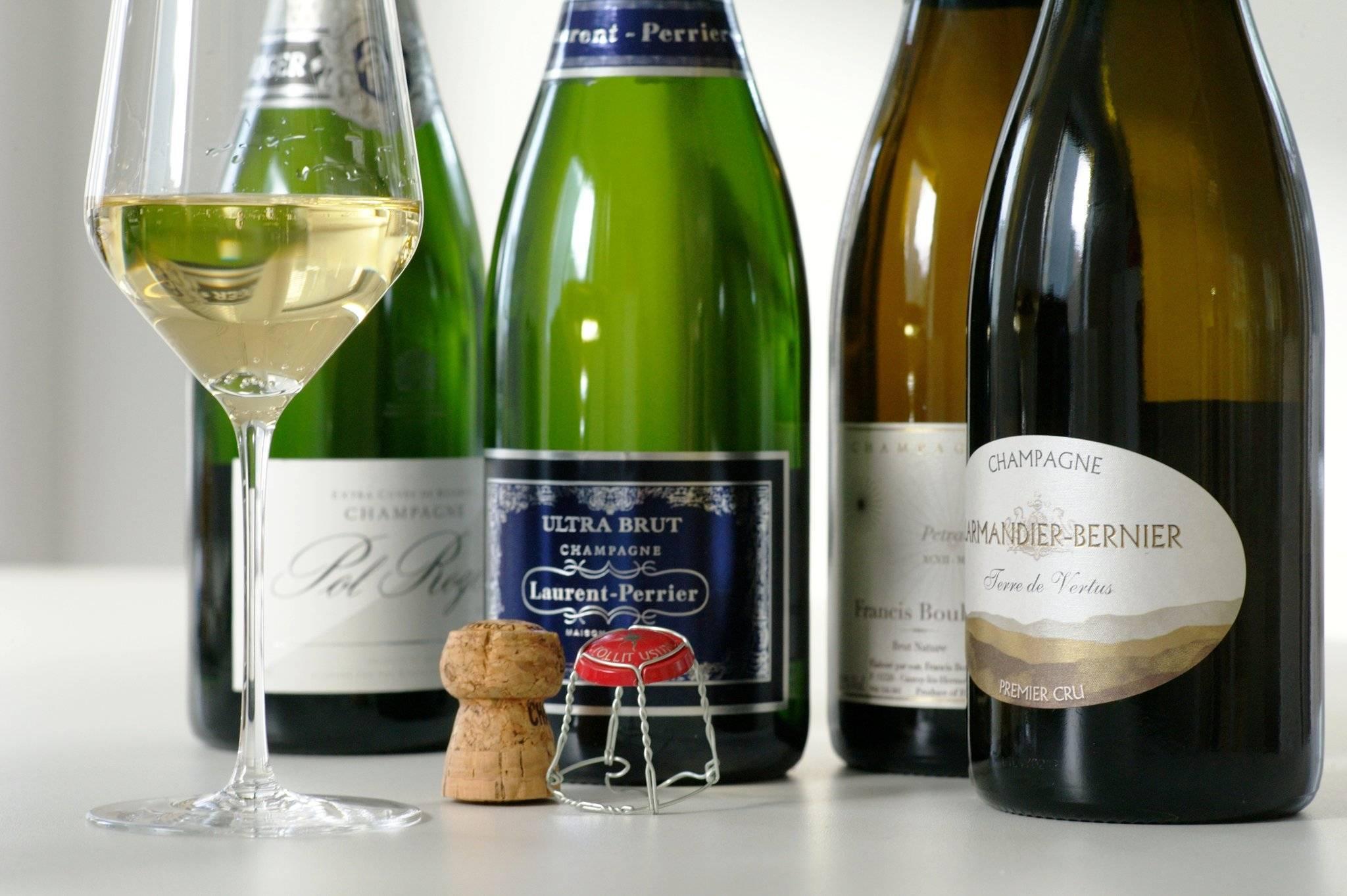 Какое шампанское лучшее в россии