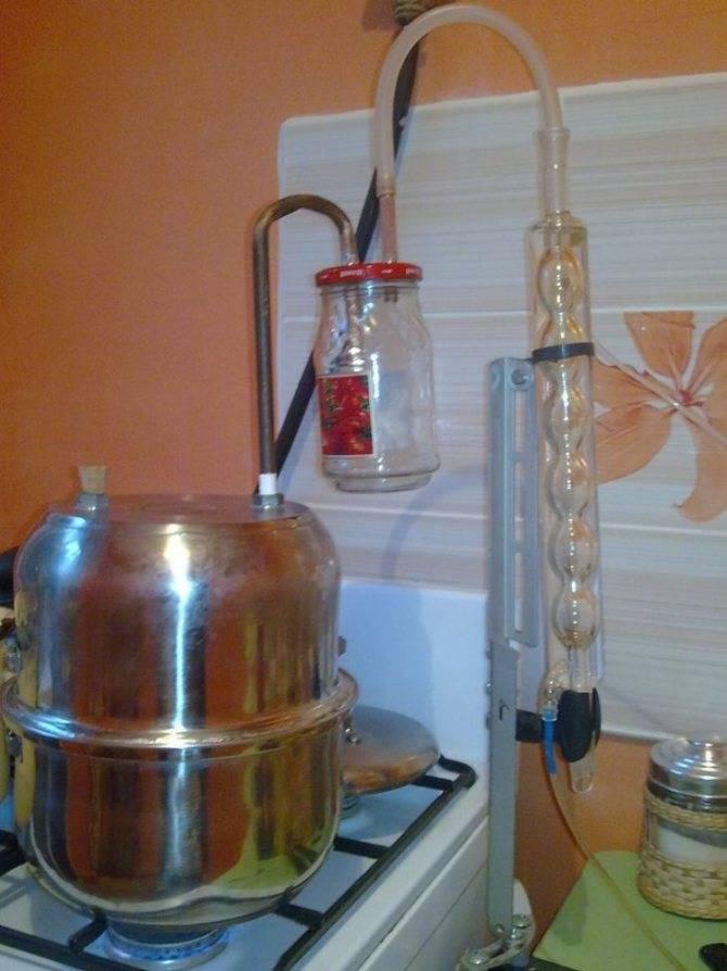 Подготовка и технология приготовления самогона из крахмала