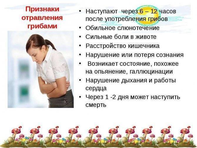 Через сколько появляются признаки отравления. через какое время проявляется пищевое отравление