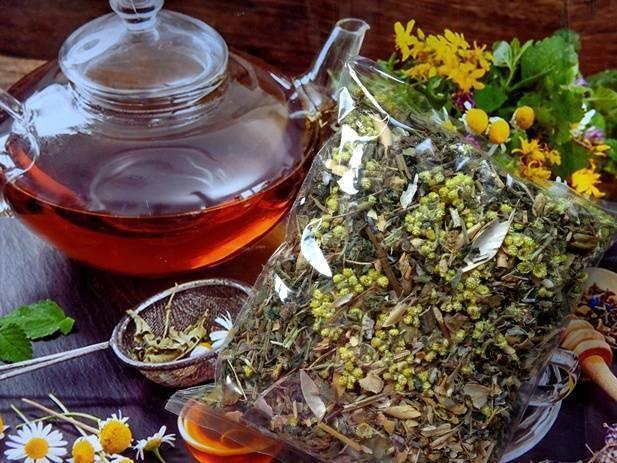 Монастырский чай от пьянства
