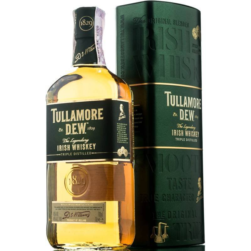 Все о виски tullamore dew