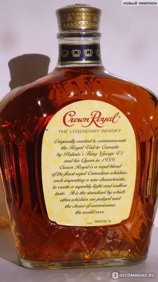 Crown royal (кроун роял) виски. цена, где купить канадский black, maple finished, apple, rye, deluxe, отзывы
