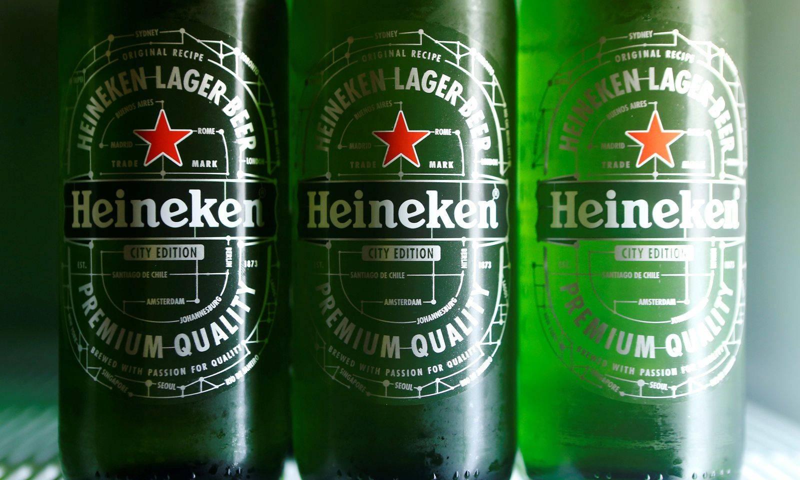 Heineken: история развития производителя и особенности пива «хайнекен», правильное произношение heineken