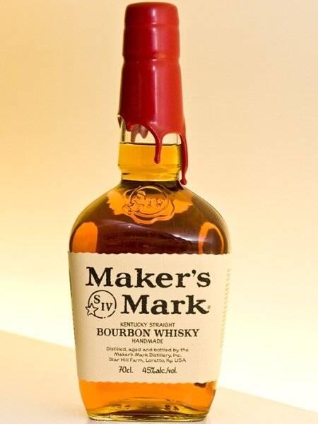 """Американский виски (бурбон) """"мэйкерс марк"""": описание, состав и отзывы"""